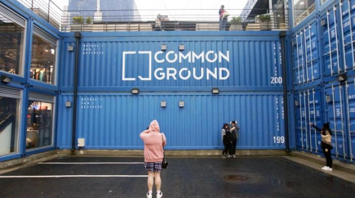 Common Ground 커먼 그라운드 địa điểm chụp hình ở Seoul