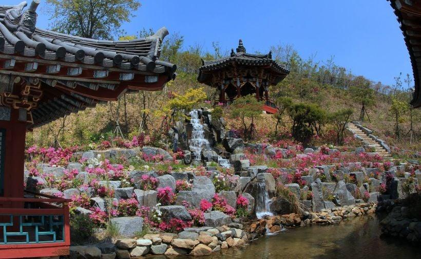 Shilla Millennium Park, Gyeongju