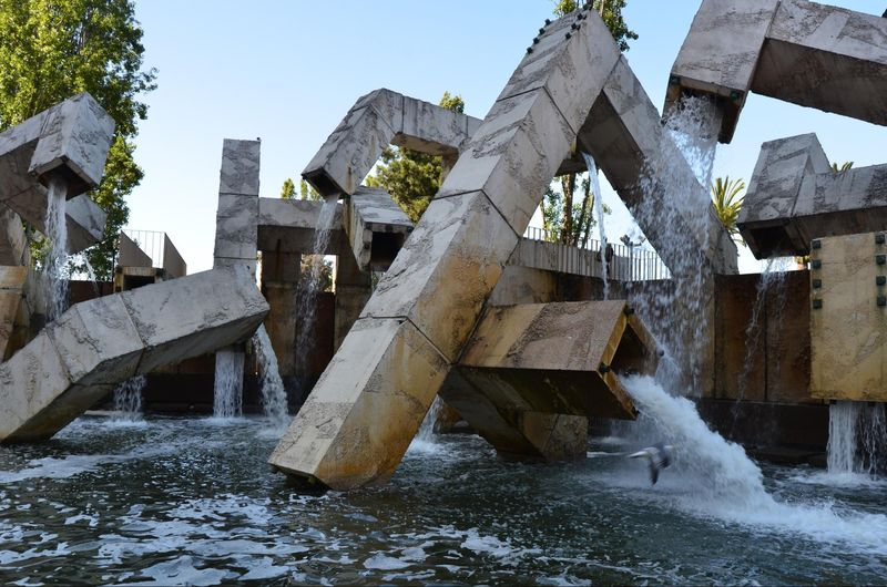 Vaillancourt Fountain, San Francisco